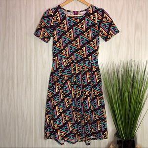 LulaRoe Dress with pockets Size XS